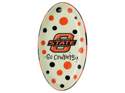 Oklahoma State Cowboys Oval Platter