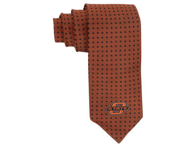 Oklahoma State Cowboys Spaced Jacquard Woven Tie
