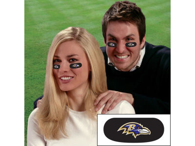 Baltimore Ravens Team Eyeblack Strips