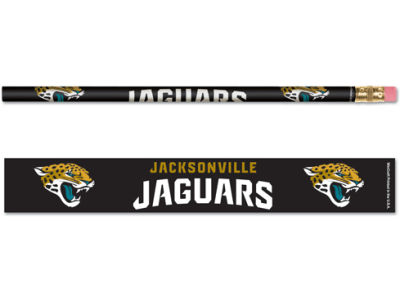 Jacksonville Jaguars 6-pack Pencils