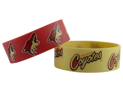 Arizona Coyotes 2-pack Wide Bracelet