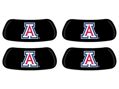 Arizona Wildcats 2 Pair Eyeblack Sticker