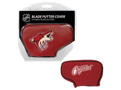 Phoenix Coyotes Blade Putter Cover