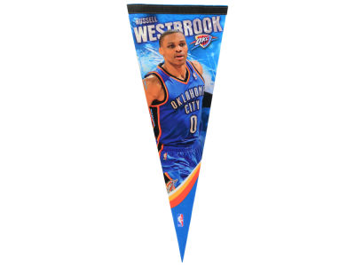 Oklahoma City Thunder Kevin Durant Wincraft 12x30 Premium Player Pennant