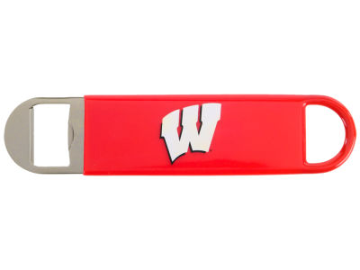 Wisconsin Badgers Long Neck Bottle Opener