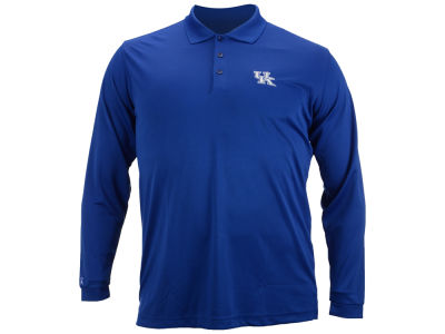 Kentucky Wildcats NCAA Men's Exceed Long Sleeve Polo Shirt