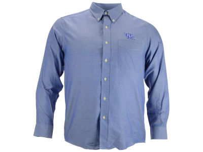 Kentucky Wildcats NCAA Men's Sharp Woven Button Up Shirt