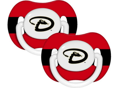 Arizona Diamondbacks 2-pack Pacifier Set