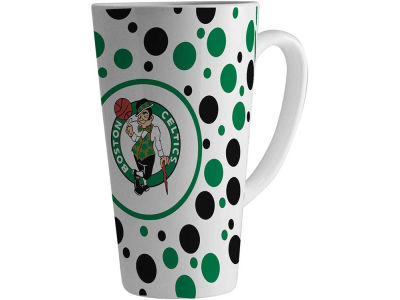 Boston Celtics 16oz Latte Mug