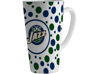 Utah Jazz 16oz Latte Mug