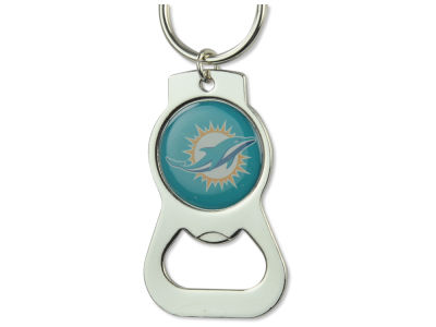 Miami Dolphins Aminco Bottle Opener Keychain