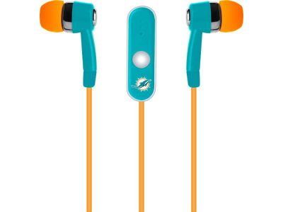 Miami Dolphins Audible Earbuds