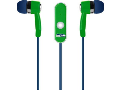 Seattle Seahawks Audible Earbuds