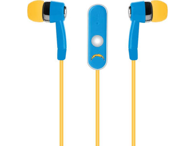 San Diego Chargers Audible Earbuds