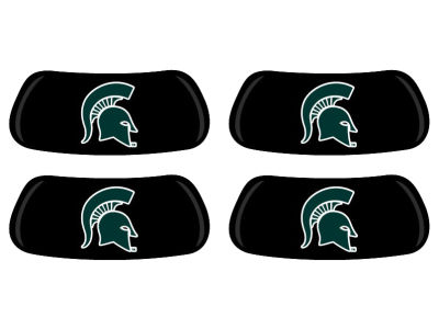 Michigan State Spartans 2 Pair Eyeblack Sticker