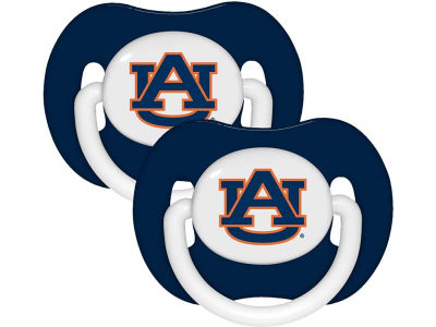 Auburn Tigers 2-pack Pacifier Set