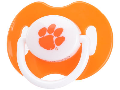 Clemson Tigers 2-pack Pacifier Set