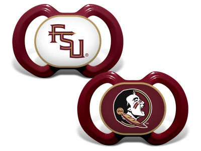 Florida State Seminoles 2-pack Pacifier Set