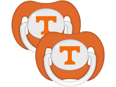 Tennessee Volunteers 2-pack Pacifier Set