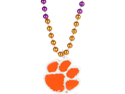 Clemson Tigers Team Logo Beads-Rico