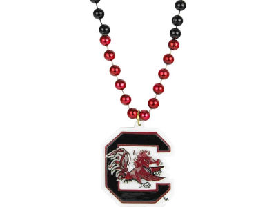South Carolina Gamecocks Team Logo Beads-Rico