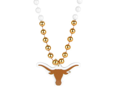 Texas Longhorns Team Logo Beads-Rico