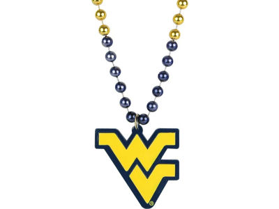 West Virginia Mountaineers Team Logo Beads-Rico