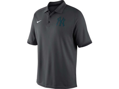 New York Yankees Nike MLB Men's AC Dri-Fit Training Polo Shirt