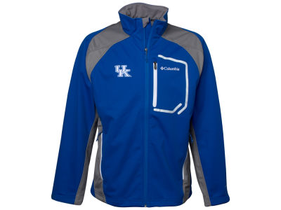 Kentucky Wildcats NCAA Key Three Softshell Jacket