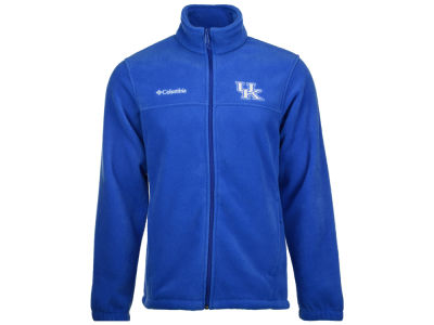 Kentucky Wildcats Columbia Mens Flanker Full Zip Jacket