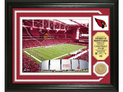 Arizona Cardinals Photo Mint Coin-Bronze