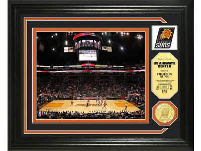 Phoenix Suns Photo Mint Coin-Bronze