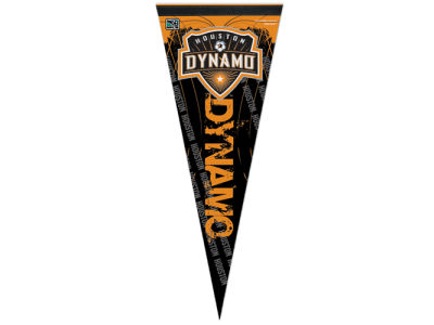 Houston Dynamo 12x30in Pennant