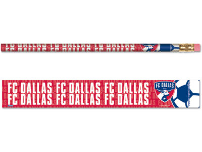 FC Dallas 6-pack Pencils