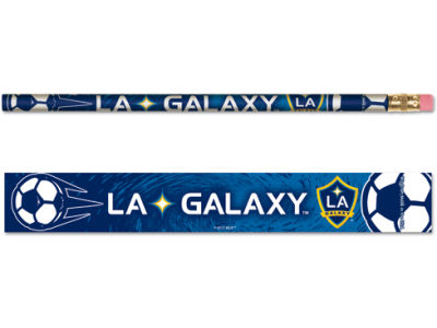 LA Galaxy 6-pack Pencils