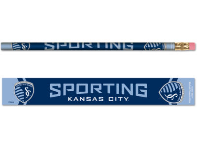Sporting Kansas City 6-pack Pencils