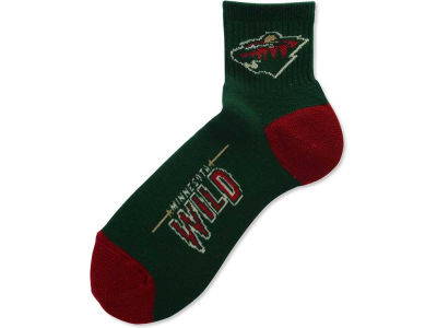 Minnesota Wild Ankle TC 501 Socks