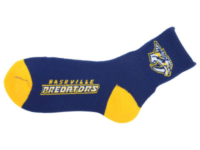 Nashville Predators For Bare Feet Ankle TC 501 Socks