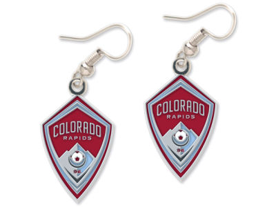 Colorado Rapids Dangle Earrings