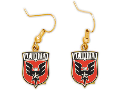 DC United Dangle Earrings