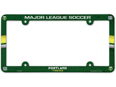 Portland Timbers Full Color Plate Frame