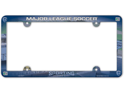 Sporting Kansas City Full Color Plate Frame