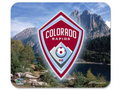 Colorado Rapids Mouse Pad WIN