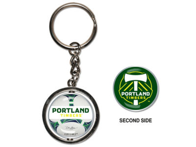MLS tournant Keychain