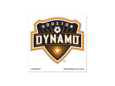 Houston Dynamo Tattoo 4-pack