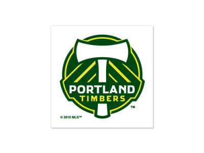 Portland Timbers Tattoo 4-pack