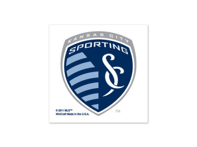 Sporting Kansas City Tattoo 4-pack