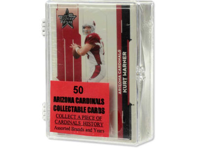 Arizona Cardinals 50 Card Pack-Assorted