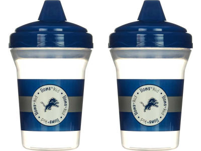 Detroit Lions 2-pack Sippy Cup Set