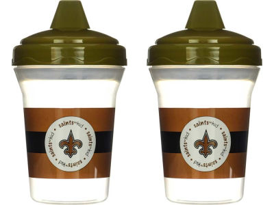New Orleans Saints 2-pack Sippy Cup Set